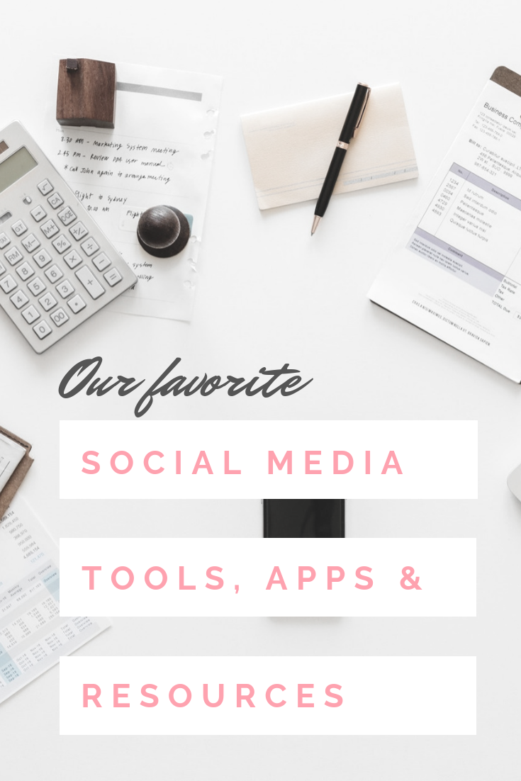 Social media resources, tools and apps to take your digital content to the next level | LivingMiVidaLoca.com | @pattiecordova #LivingMiVidaLoca #socialmedia #SocialMediaResources #SocialMediaTools #socialmarketing