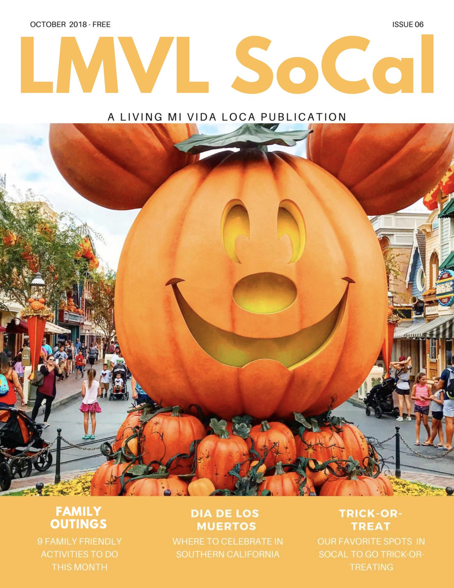 October LMVL SoCal