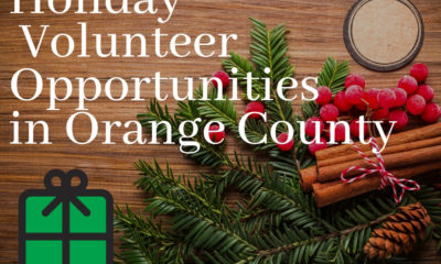 Holiday volunteer opportunities in Orange County | LivingMiVidaLoca.com | #HolidayVolunteer #Volunteering #GivingBack #LivingMiVidaLoca #OrangeCountyVolunteers