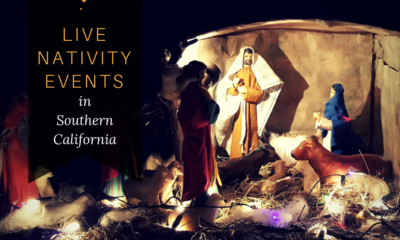Live nativity events in Southern California - livingmividaloca.com - #LivingMiVidaLoca #LiveNativityEvents #SouthernCalifornia #NativityEvents #LiveNativity #OrangeCountyEvents #LosAngelesEvents #InlandEmpireEvents