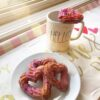 Make these easy homemade heart shaped churros at home. Great for Valentine's Day and classroom parties. - LivingMiVidaLoca - #LivingMiVidaLoca #ValentinesDay #HeartShapedChurros #Churros