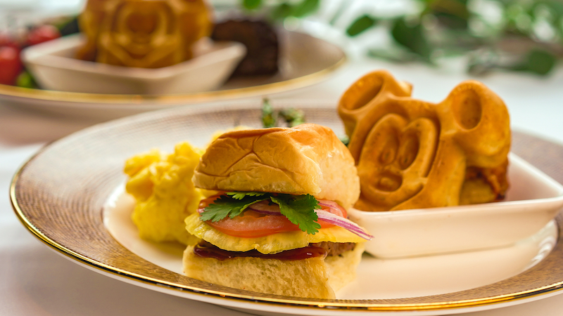 Disney Princess Breakfast Adventures at Napa Valley (David Nguyen/Disneyland Resort)