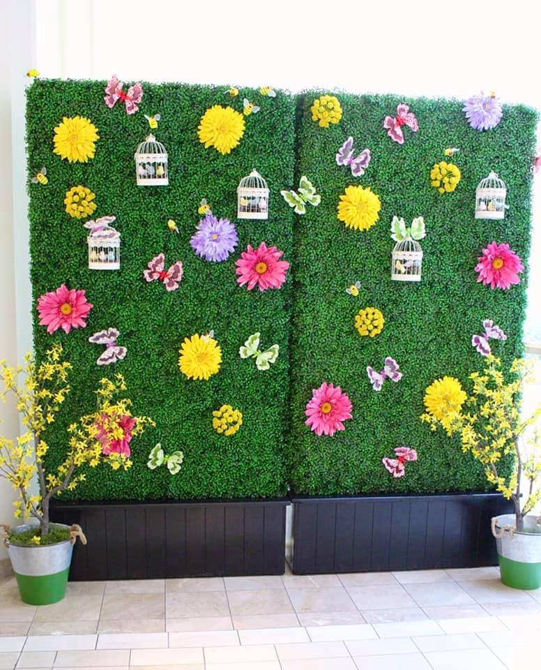 Garden show at South Coast Plaza - livingmividaloca.com - #SCPstyle #LivingMiVidaLoca