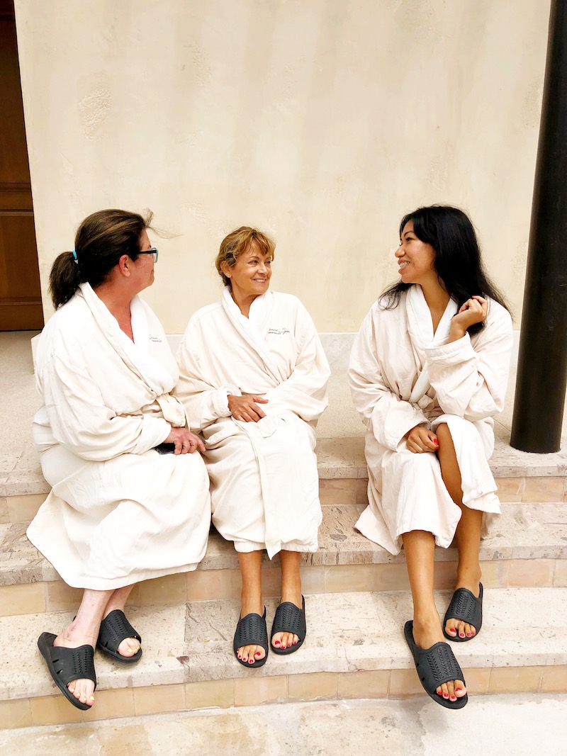 Girls trip to Rancho San Lucas spa offers luxurious spa treatments and dining by the ocean in Los Cabos. - livingmividaloca.com - #livingmividaloca #loscabos #gnomads #solmarresorts
