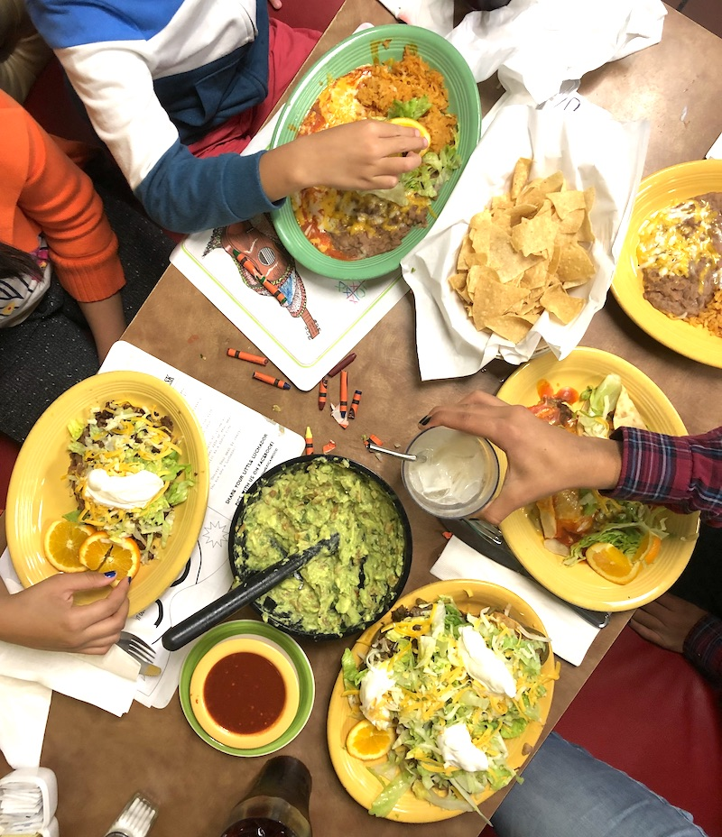 Maya Mexican Restaurant is a great Santa Maria Valley road trip stop. Check out this itinerary for a road trip along the California central coast. - livingmividaloca.com - #LivingMiVidaLoca #Gnomads #SantaMaria Valley