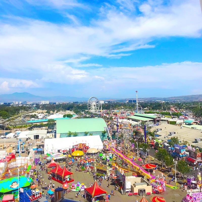 OC Fair free days and free things to do with kids at the OC Fair - livingmividaloca.com - #livingmividaloca #OCFair #OrangeCounty