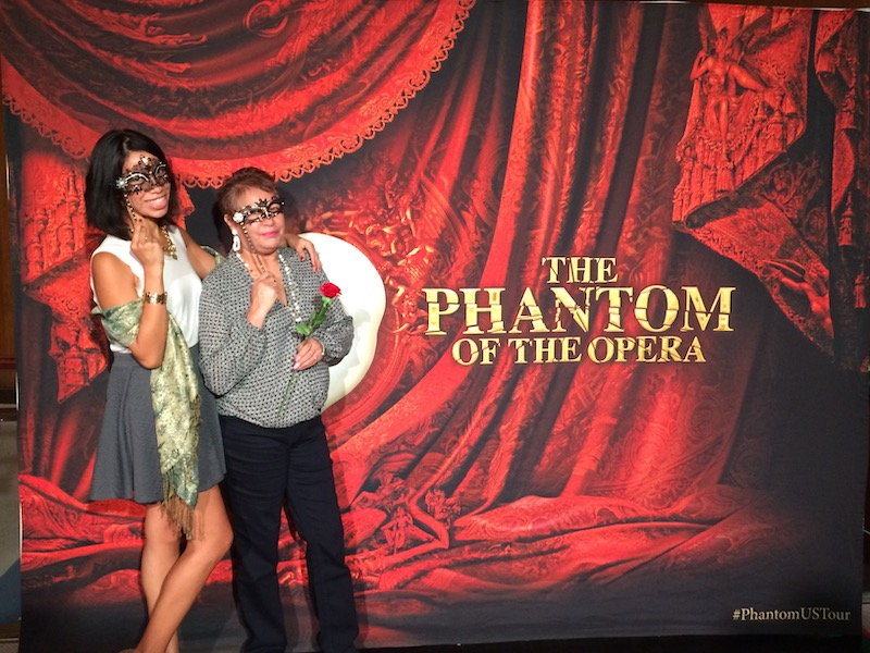 The Phantom of the Opera at Segerstrom Center in Costa Mesa - LivingMiVidaLoca.com - #LivingMiVidaLoca #PhantomUSTour #SCFTA