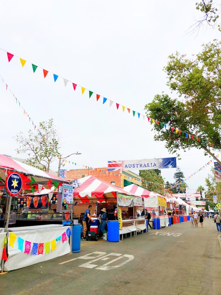 What you need to know about the 2019 Orange International Street Fair. Click for more things to do in Anaheim besides Disneyland.