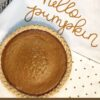 easy pumpkin pie recipe done in three steps - livingmividaloca.com