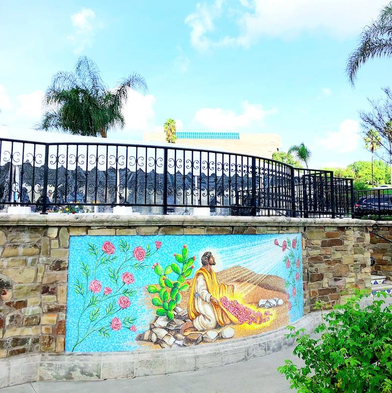 Our Lady of Guadalupe Mausoleum at Rose Hills - livingmividaloca.com
