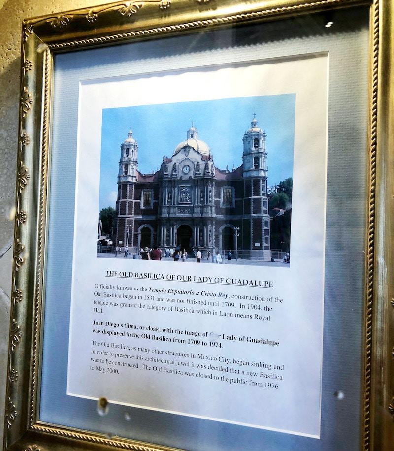 Basilica de Santa Maria de Guadalupe in Mexico City - livingmividaloca.com
