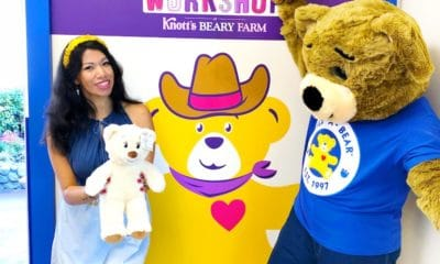 Build-a-Bear Workshop at Knott's Berry Farm - livingmividaloca.com