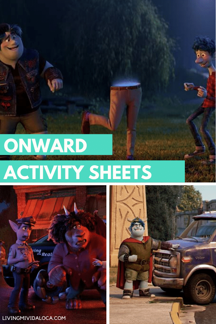 free onward activity sheets and printables - livingmividaloca.co