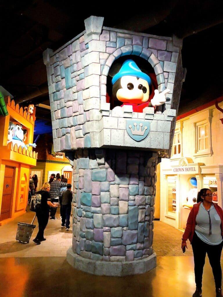 Sorcerer Mickey at Funko Hollywood Store - livingmividaloca.com