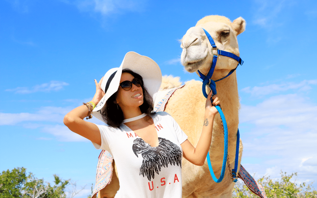 Outback and Camel Ride Safari, Cabo Adventures