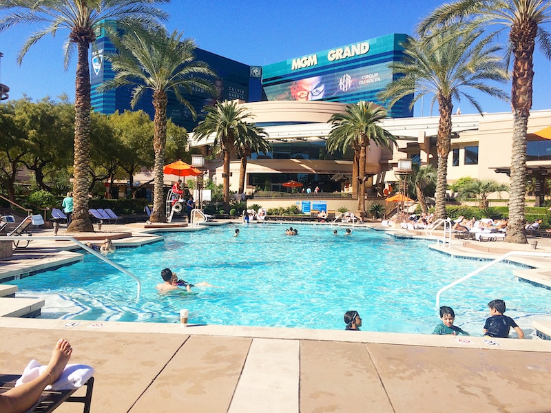 Las Vegas for kids - visiting Las Vegas with kids - livingmividaloca.com