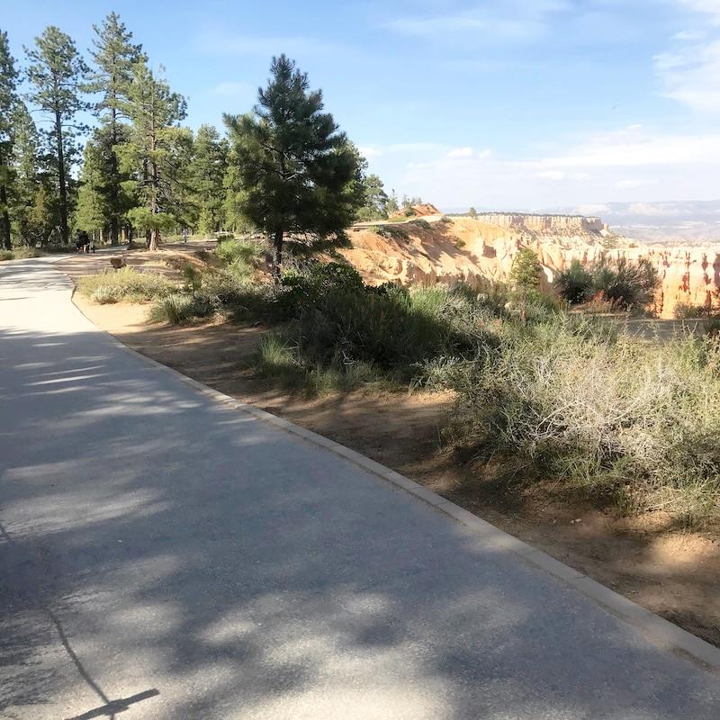 Visiting Bryce Canyon Amphitheater on a Zion road trip. - livingmividaloca.com