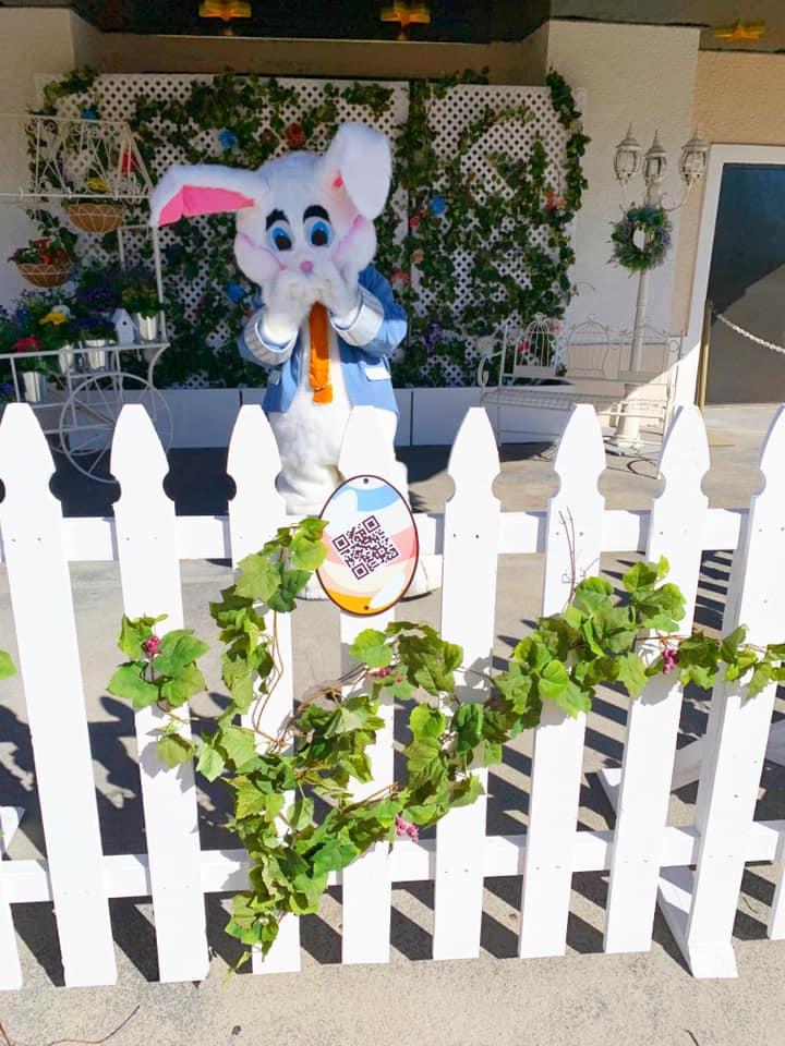 Knott's Easter egg hunt - livingmividaloca.com