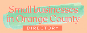 Orange County small business directory