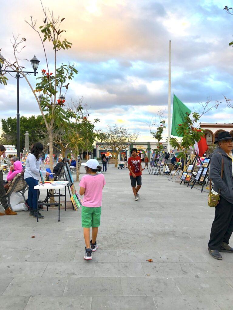 Cabo San Lucas art walk - LivingMiVidaLoca.com