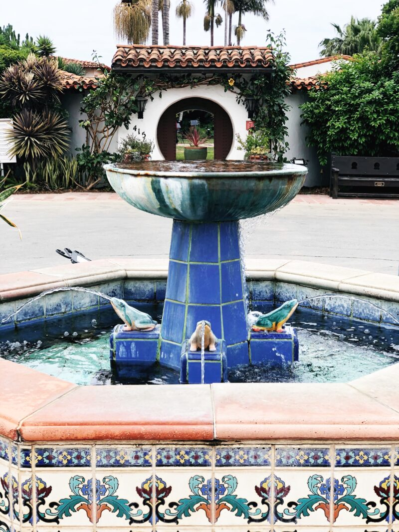 San Clemente history