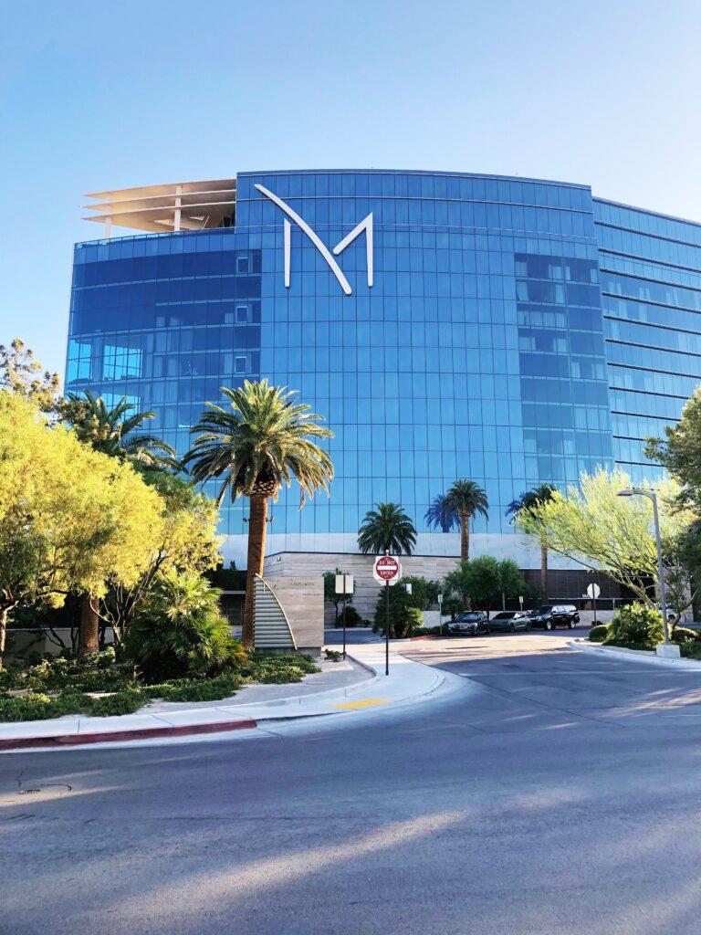 M Resort Raiders Headquarters