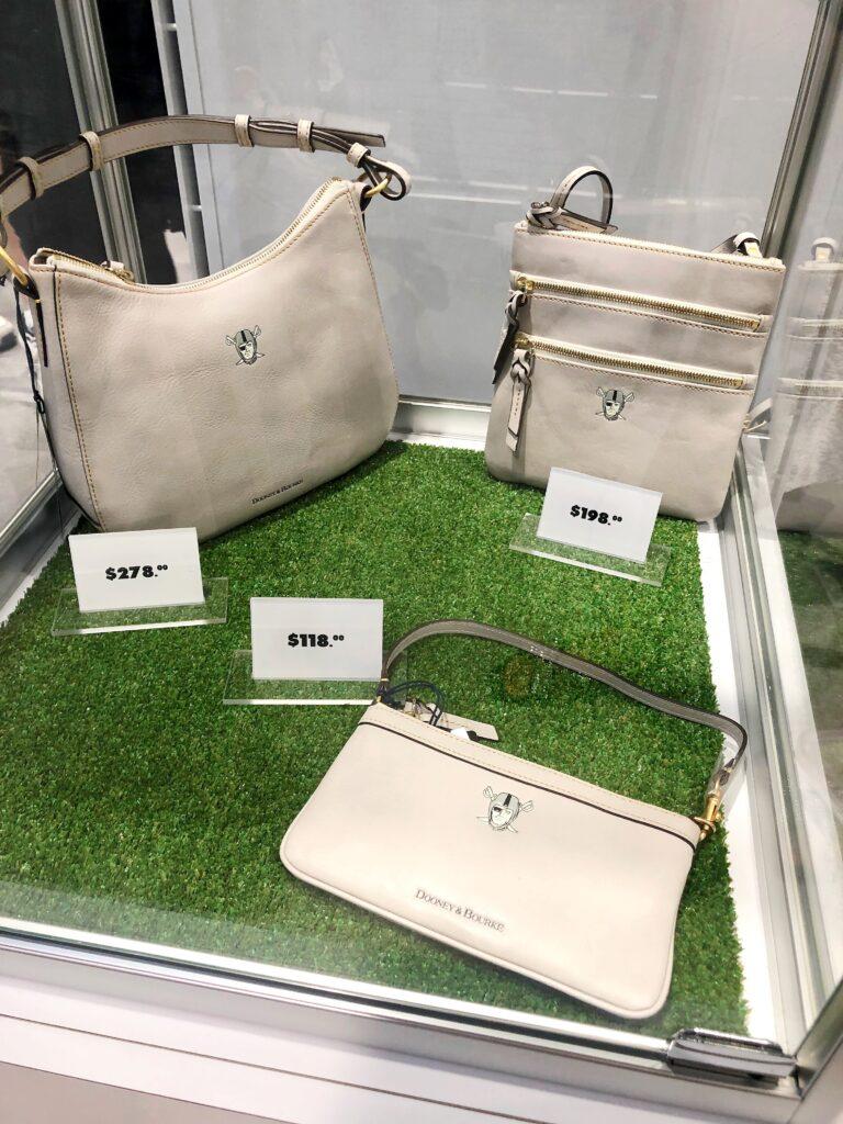 Dooney & Bourke Raiders purses