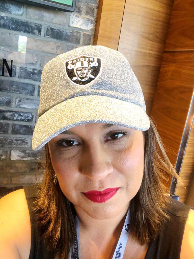 Raiders merch for women
