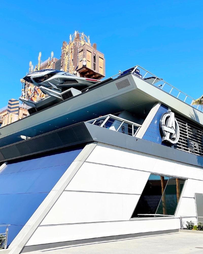 Tips for planning visit to Avengers Campus at Disney California Adventure - livingmividaloca.com