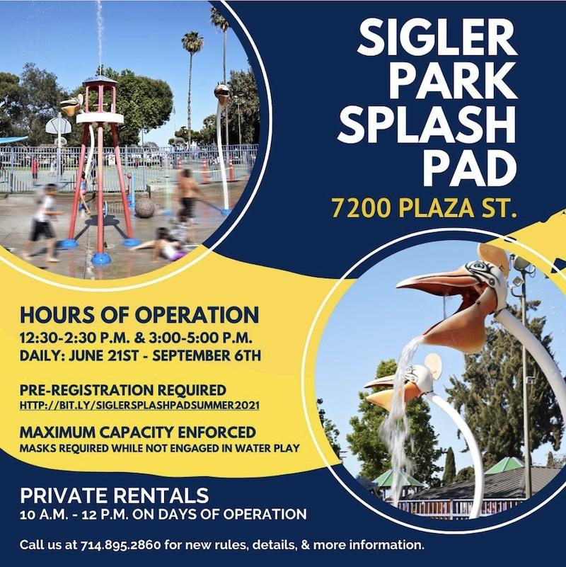 Sigler Park Splash Pad - livingmividaloca.com