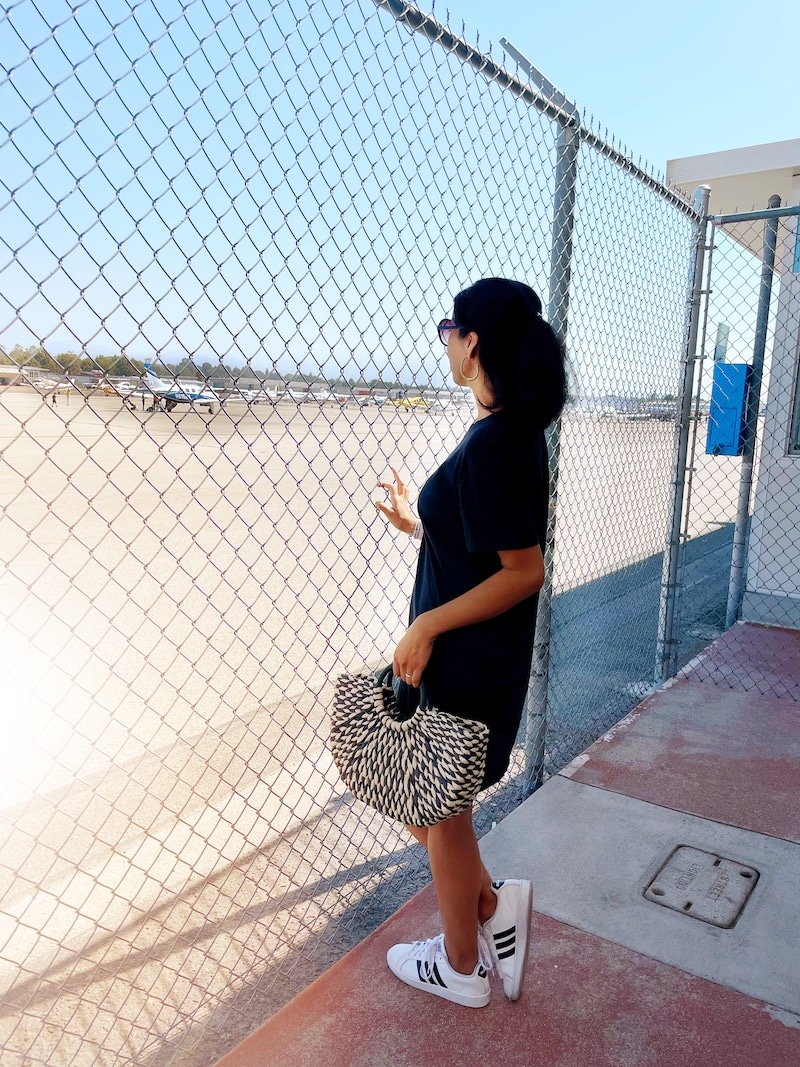 Where to see planes and helicopters at the Fullerton Airport - livingmividaloca.com