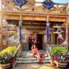 Gold Trails Hotel at Knott's Spooky Farm - LivingMiVidaLoca.com